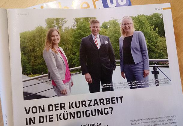Eine aktuelle Einschätzung der Situation von der Kanzlei Könemann in Lüneburg